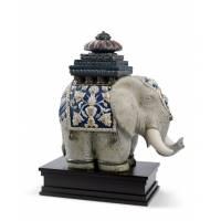 "Статуэтка ""Сиамского слона"" Lladro 01001937"