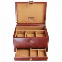 Шкатулка для хранения 3-х часов и драгоценностей LC Designs Co. Ltd. 70881