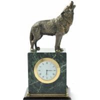 """Часы """"Волк"""" Авторские работы RV0010626CG"""