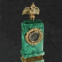 """Часы настольные """"Двухглавый орел"""" Авторские работы RV0015752CG"""
