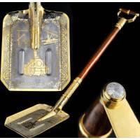 Лопата сувенирная Златоуст Авторские работы RV0021869CG