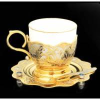 Кофейная пара Златоуст Авторские работы RV0021839CG