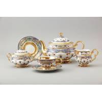 """Сервиз чайный - Иерусалим """"National Traditions"""" Rudolf Kampf 07160725-2025"""