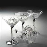"Набор ""Crown"" из 4-х фужеров для мартини FABERGE 411074"