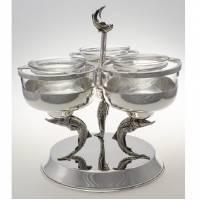 """Икорница """"Triple"""" Faberge 168506"""