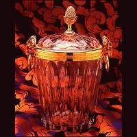 """Ведро """"Grand Europe"""" для шампанского с крышкой Faberge 45-PL9-Clear"""