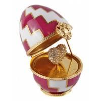 "Яйцо ""Сердце"" Faberge 3542-742"