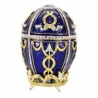 """Яйцо """"Бутон розы"""" Faberge 36B"""