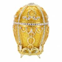 "Яйцо ""Бутон розы"" Faberge 36Y"