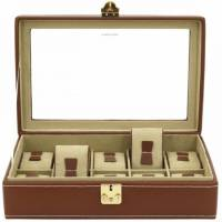 "Шкатулка для хранения 10 часов ""Cordoba"" Friedrich Lederwaren от Champ-Collection  26215-3"