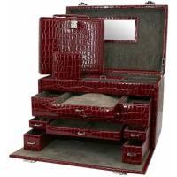 "Шкатулка для украшений ""CAIMAN"" Friedrich Lederwaren от Champ Collection 32025-4"