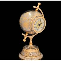 """Часы """"Глобус"""" Златоуст Авторские работы RV0024565CG"""