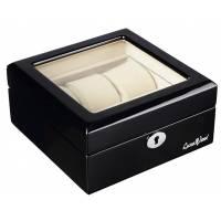 Шкатулка для хранения 6 часов Luxewood LW804-6-1