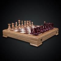 "Шахматы ""Классические"" (светлая доска) AVTSH30"