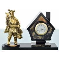 """Часы """"Охотник с зайцем"""" RV0030188CG"""