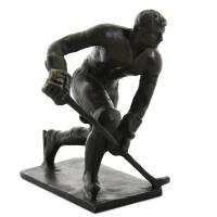 """Скульптура """"Хоккеист"""" Авторские работы RV0036345CG"""