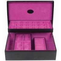Шкатулка для драгоценностей и украшений Merino WindRose WR3350-9