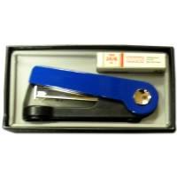 Степлер 24/6 Brilliant Blue Lerche 72084