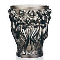 """Ваза для цветов бронзовая """"Bacchantes"""" Lalique 10547300"""