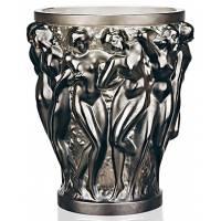"""Ваза для цветов маленькая """"Bacchantes"""" Lalique 10547800"""
