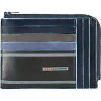 Чехол для кредитных карт Blue Square Piquadro PU1243B2SER/BLU