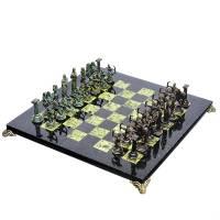 """Шахматы из камня """"Лучники"""" RV0040653CG"""