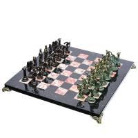 """Шахматы из камня """"Дискобол"""" RV0040649CG"""