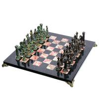 "Шахматы из камня ""Воины"" RV0040655CG"
