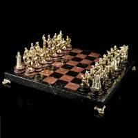 """Шахматы из камня """"Крестовые походы"""" RV0040499CG"""