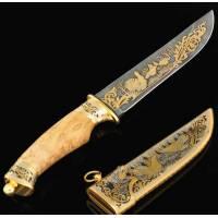 Нож украшенный Златоуст RV0022091CG