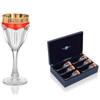 Набор для красного вина Linea Argenti CR1774BC