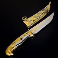 "Оружие сувенирное, нож ""Орел"" Златоуст RV0048011CG"