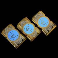 "Зажим для денег ""Евро"" Златоуст RV0036460CG"