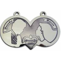 """Медаль """"Молодоженам"""" ММД-10796"""