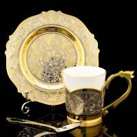 Набор для кофе. Златоуст RV0048318CG