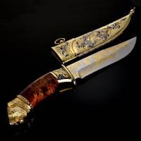 Нож сувенирный подарочный RV5910CG