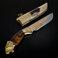 "Нож сувенирный ""Пантера"" Златоуст RV0044833CG"