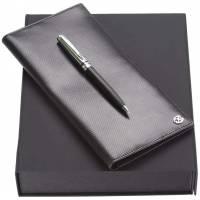 Набор: трэвел-портмоне, ручка шариковая 60407