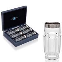 Набор бокалов для виски Linea Argenti CR1761BC