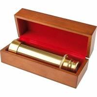 """Подзорная труба """"в деревянной коробке"""" Sea Power MD038A/B"""