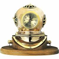 "Часы настольные ""Водолазный шлем"" Sea Power CK024"