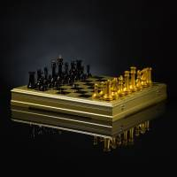 """Шахматы """"Стаунтон Фараон"""" AVTSH127"""