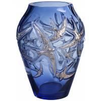 """Ваза для цветов """"Hirondelles"""" Lalique 10645200"""