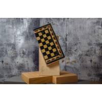 "Шахматы ""Шелл"" (Моренный дуб) ES040"
