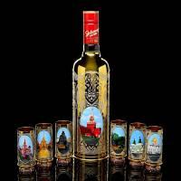 "Набор для водки ""Москва"" Златоуст RV0035113CG"
