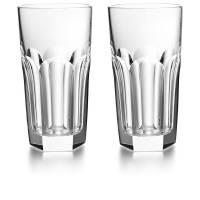 """Набор из 2-х стаканов для сока """"Harcourt"""" Baccarat 2811288"""