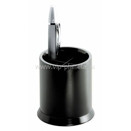Стакан для ручек и карандашей Black Set Lerche 36911