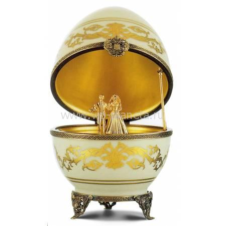 "Яйцо ""Свадьба"" FABERGE 1509-10"