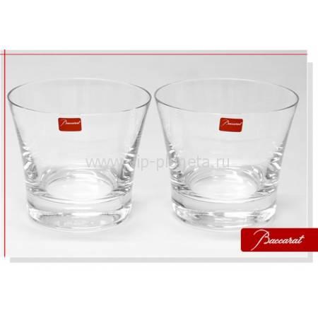 Набор из 2-х стаканов для виски Baccarat 2104390
