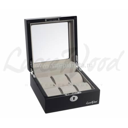 Шкатулка для хранения 6 часов Luxewood LW841-6-1